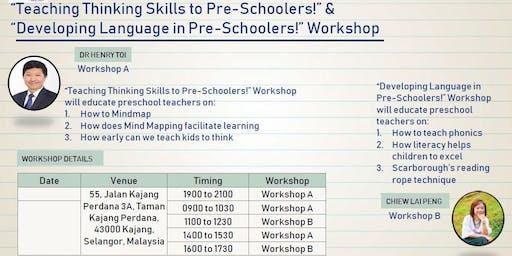 FREE Workshop on Phonics & Mind Mapping Skills - by USL and Nurture Craft
