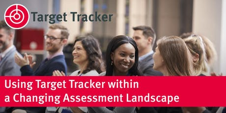Using Target Tracker within a Changing Assessment Landscape - Walsall tickets
