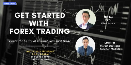 Getting Started with Forex Trading: Basics of Making Your First Trade tickets