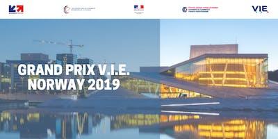 Grand Prix V.I.E. Norway 2019