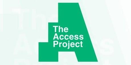 Birmingham Volunteer Tutor Training -The Access Project Sat 7th September, 9:30am tickets