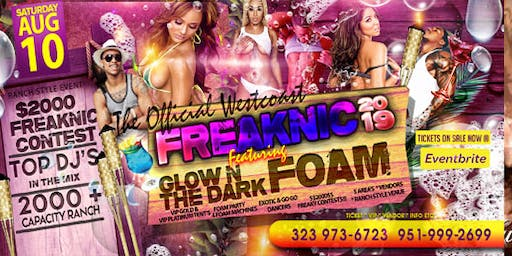 The Official Westcoast Freaknic