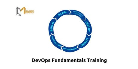DevOps Fundamentals 3 Days Virtual Live Training  tickets