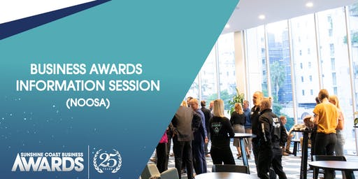 Business Awards Information Session [Noosa]