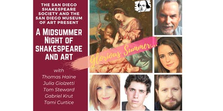 SDMA Art After Hours - A Midsummer Night's Dream tickets