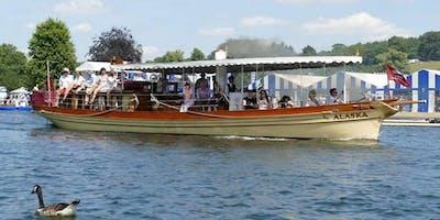 Henley Royal Regatta Public Steamboat Trips