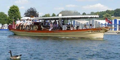 Henley Royal Regatta Public Steamboat Trips tickets