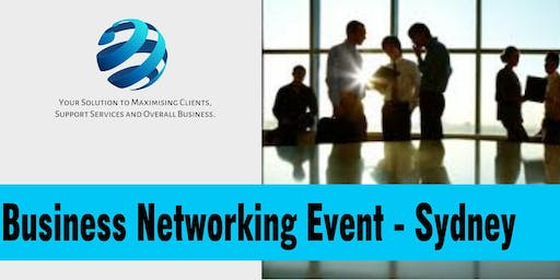Christian Business Networking Event - Sydney