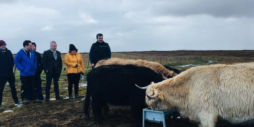 Scottish Affairs Committee visit Royal Highland Show 2019