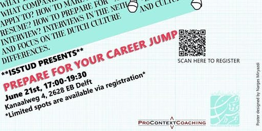 Prepare for your career jump!