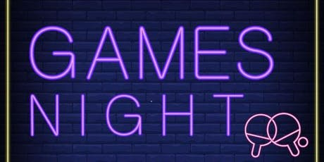 Shalva UK Games Night tickets