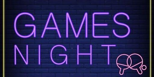 Shalva UK Games Night