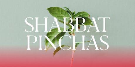 Shabbat Pinchas (DE-EN) Tickets