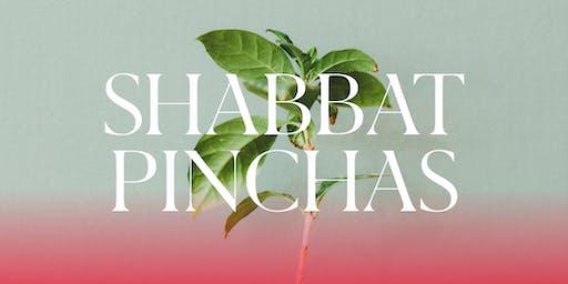 Shabbat Pinchas (DE-EN)