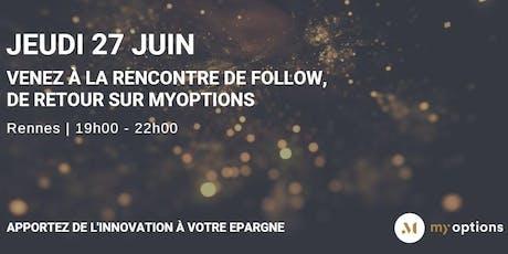 A la rencontre de Follow, de retour sur myOptions ! billets