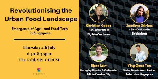 Revolutionising The Urban Food Landscape