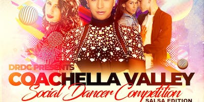 Coachella Valley Salsa Social Dancer Competition
