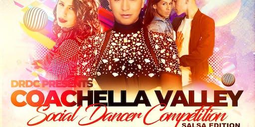 Coachella Valley Social Dancer Competition Salsa Edition