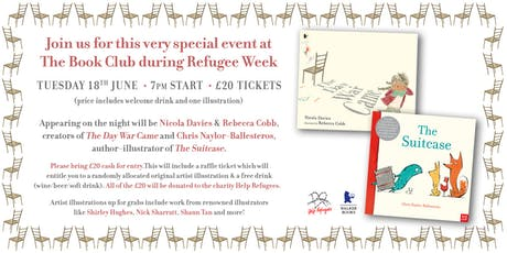 Refugee Week Event at The Book Club tickets