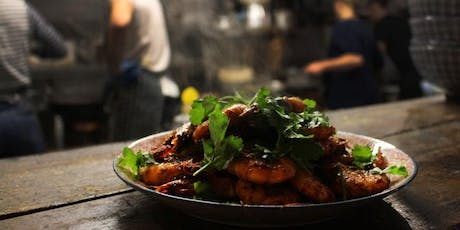 Thai BBQ in Bethnal Green tickets