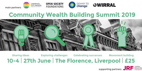 Community Wealth Building Summit 2019 tickets