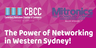 The POWER of Networking in Western Sydney