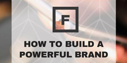 How to Build your Brand - by Future Females Pretoria Chapter