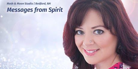 Messages from Spirit with Medium Lauren Rainbow  tickets