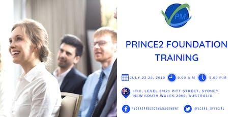 Prince2 Foundation Training | Sydney | Australia | July | 2019 tickets