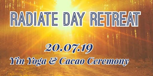 RADIATE - Day Retreat