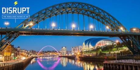 DisruptHR Newcastle #1 tickets
