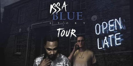Issa Blue Story Tour tickets