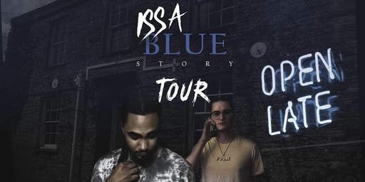 Issa Blue Story Tour