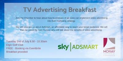 Sky AdSmart Breakfast