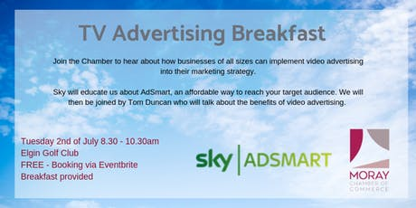 Sky AdSmart Breakfast  tickets