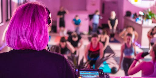 Shake Your Soul on Sunday: Feel Good Movement + Yoga Flow + Live DJ at YES