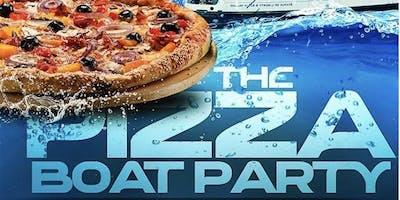 The Pizza Boat Party Cruise At Liberty Harbor Marina