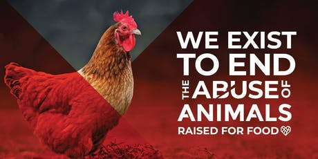 The Humane League UK Action Party - Bristol. July 2nd 2019 tickets