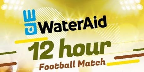 12 Hour Football Challenge with BBQ & Beers tickets