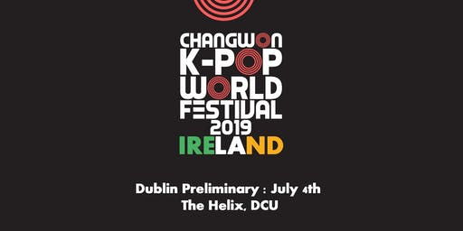 KPOP World Festival 2019 Ireland