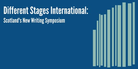 Different Stages International: Scotland's New Writing Symposium tickets