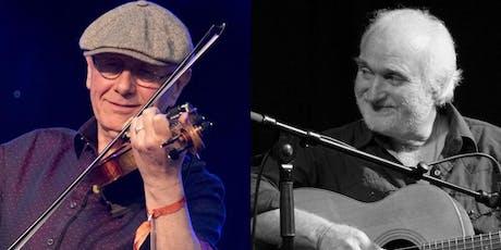 Tom McConville & Martyn Wyndham-Read tickets