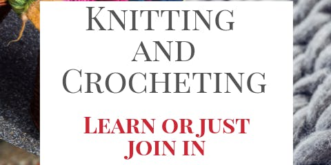 Knitting and Crocheting Lessons