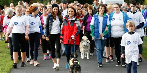 Dublin -  Boots Night Walk for Night Nurses -Phoenix Park