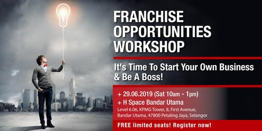 Franchise Opportunities Workshop