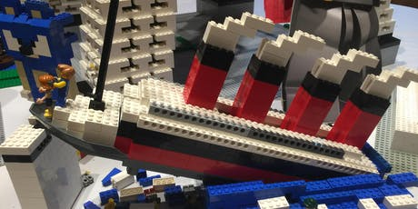 Lego® Brick Building Workshop tickets