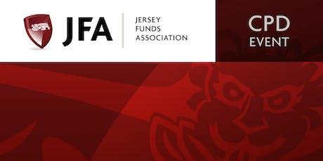 JFA Fund Accounting Masterclass - 2019 tickets
