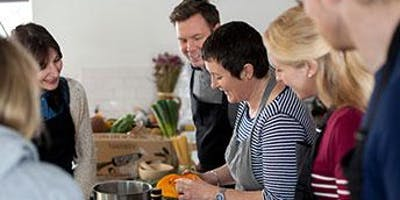 Master Veg Cookery Class - Gosforth - August