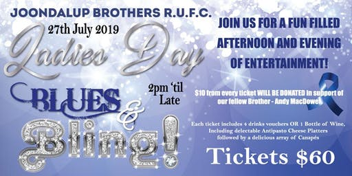 2019 Joondalup Brothers Ladies Day