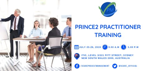 Prince2 Practitioner Training | Sydney | Australia | July | 2019 tickets